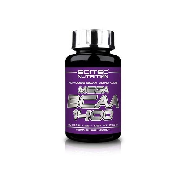 MEGA BCAA 1400 - 90 cáps