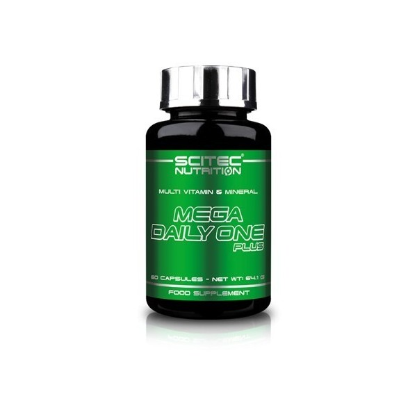 MEGA DAILY ONE PLUS 60 cáps