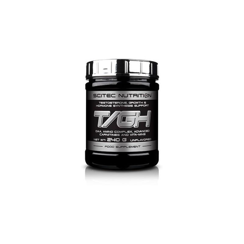 T/GH 240g - Suporte de testosterona, crescimento e síntese hormonal