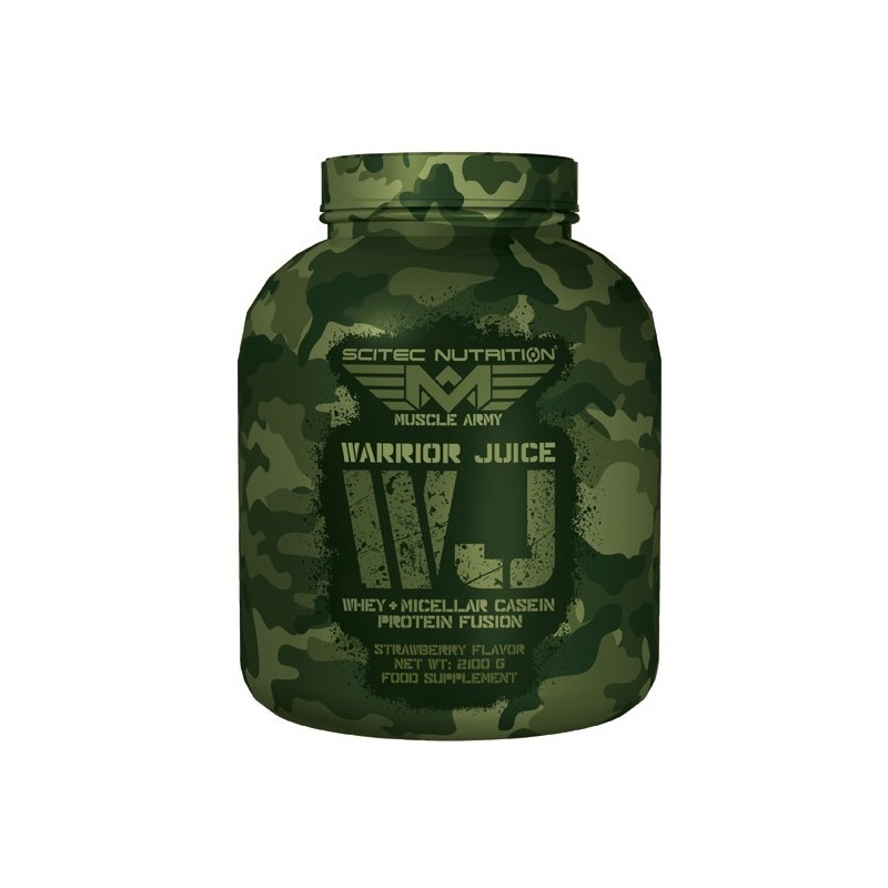 WARRIOR JUICE 2100g