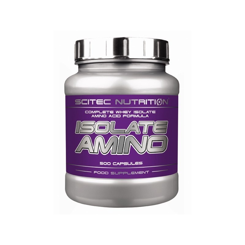ISOLATE AMINO 250 cáps