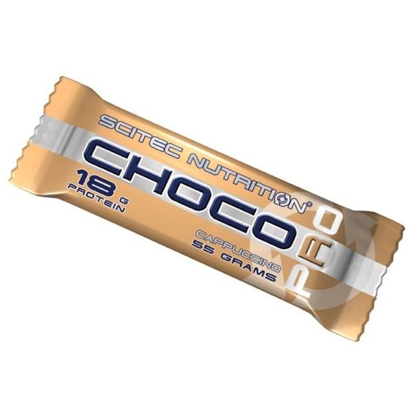 CHOCO PRO - Barritas de Proteínas scitec - 20 unidades