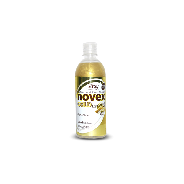 Novex Gold Light Shampoo 500ml