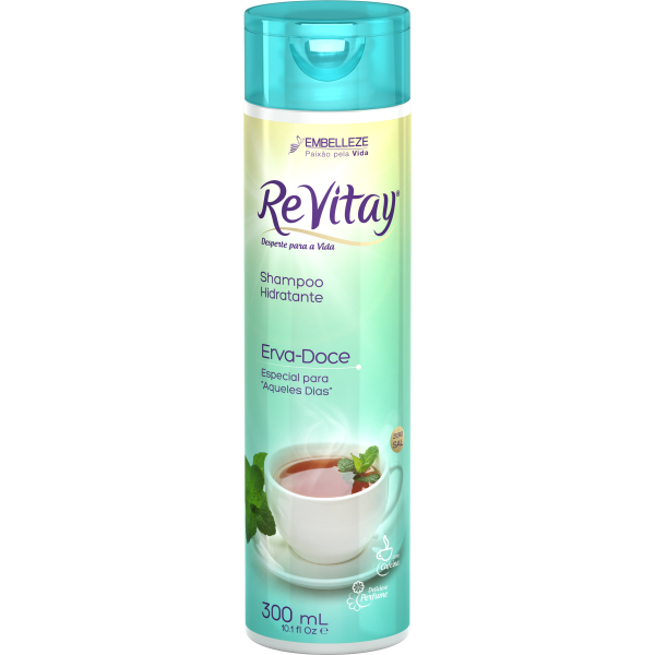Revitay Erva Doce Shampoo 300ml