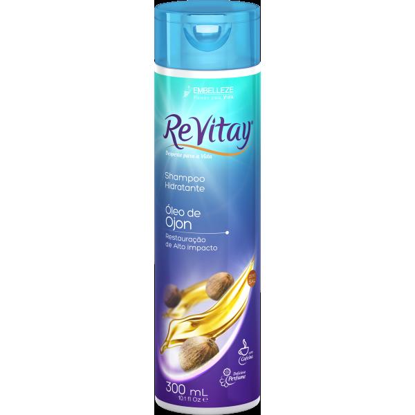Revitay Óleo de Ojon Shampoo 300ml