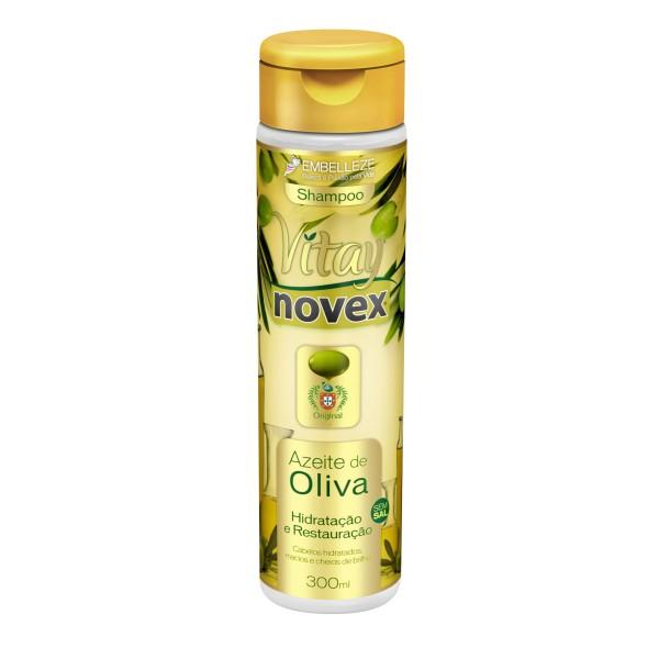 Vitay Novex Azeite de Oliva Shampoo 300ml