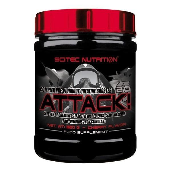ATTACK! 2.0 - 320g
