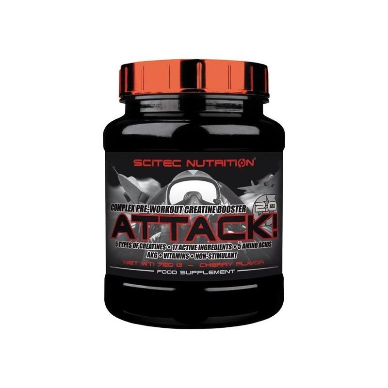 ATTACK! 2.0 - 720g