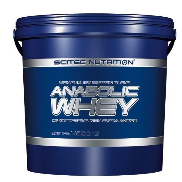 ANABOLIC WHEY - 4000g
