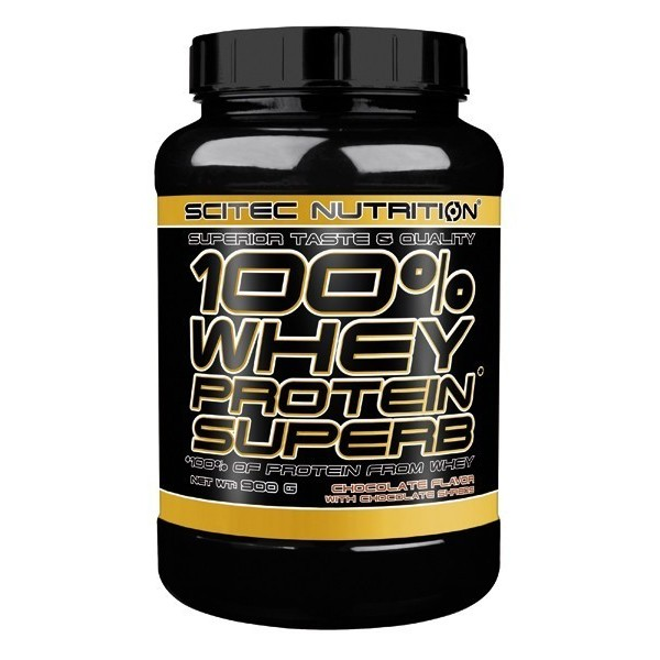100% WHEY PROTEIN* SUPERB - 900g
