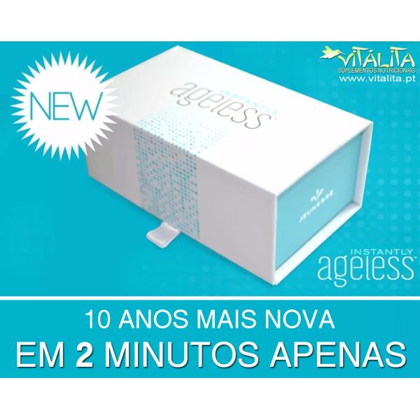 Instantly Ageless Jeunesse - Onde Comprar em Portugal e Brasil
