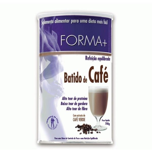 Batido de Café c/Café Verde - Forma +